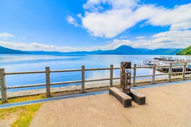 支笏湖へ行こう!新千歳空港からのアクセスとおすすめの行き方